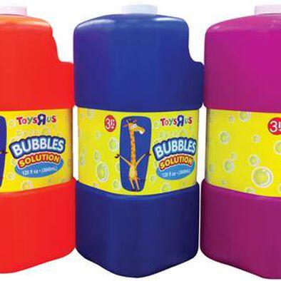 """Toys""""R""""Us Bubbles Solution"""