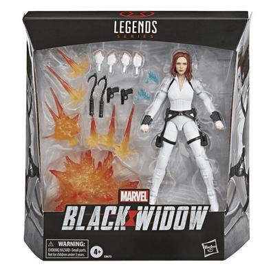 Marvel Black Widow Legends Series 6 Inch Deluxe Figure