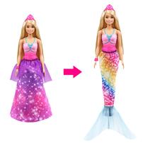 Barbie Dreamtopia Princess & Prince Soft Feat - Assorted
