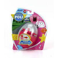 Silverlit Robocar Poli Amber Egg Launcher