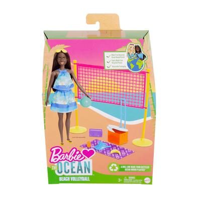 Barbie Loves The Ocean Beach-Themed Playset Beach Volleyball