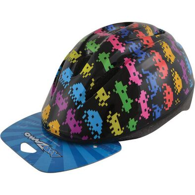 Kidzamo Pixel Monsters Helmet M
