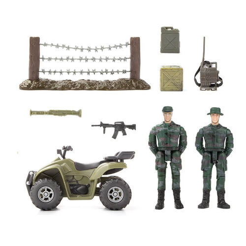 World Peacekeepers Patrol Vehicle - Assorted