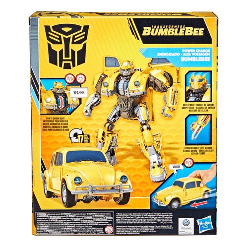 Transformers Buzzworthy Bumblebee Power Charge Bumblebee