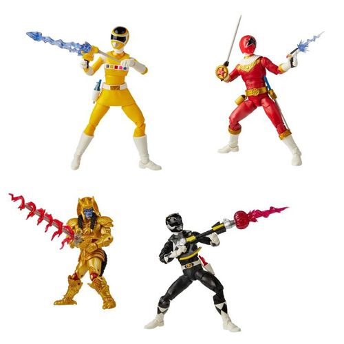 Power Rangers Lightning Collection 6 Inch Figure - Assorted