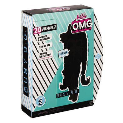 L.O.L. Surprise OMG Fashion Doll - Assorted