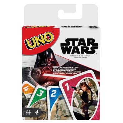 Uno Star Wars