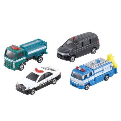 Tomica Police Vehicle Set