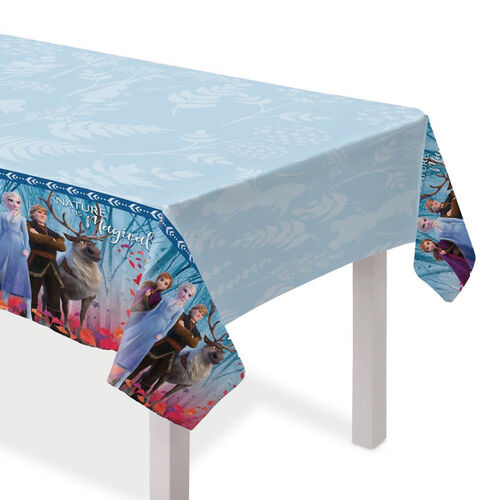 Disney Frozen 2 Plastic Table Cloth