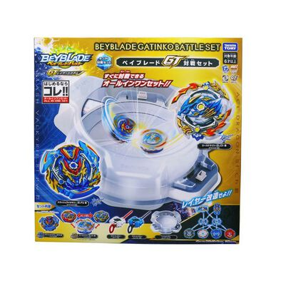 Beyblade Burst GT B-136 GT Battle Set