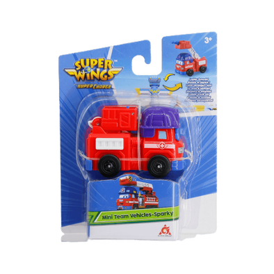 Super Wings Mission Team Rescue Riders