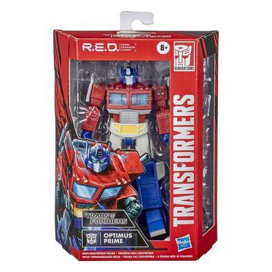 Transformers Robot Enhanced Design G1 Optimus Prime