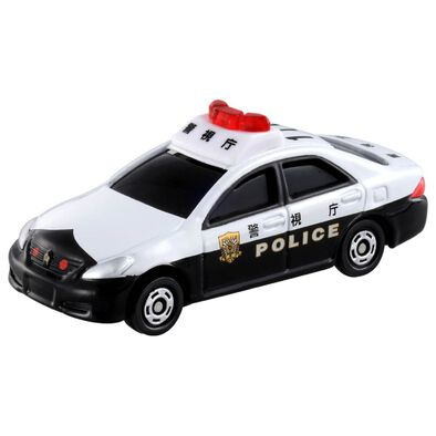 Tomica 4D Toyota Crown Police
