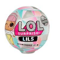 L.O.L. Surprise Lil Sisters And Lil Pets