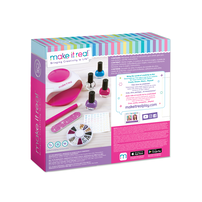 Make It Real Glitter Dream Nail Spa