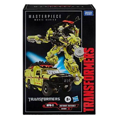 Transformers Movie Masterpiece Series MPM-11 Autobot Ratchet