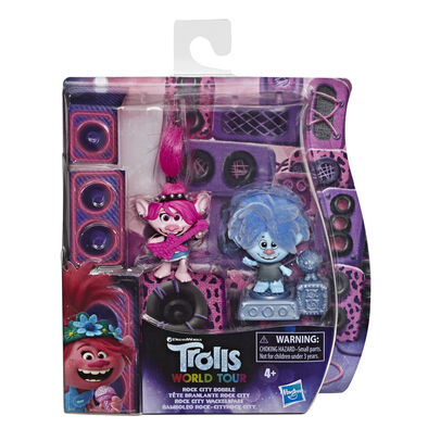 Trolls World Tour Bobble Set - Assorted