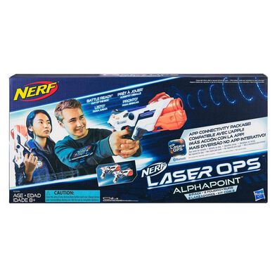 NERF Laser Ops Pro Alphapoint 2 Pack