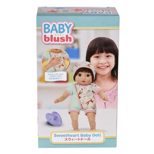 Baby Blush Sweetheart Baby Doll