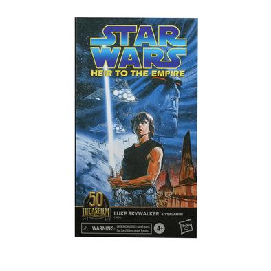 Star Wars The Black Series Luke Skywalker & Ysalamiri Lucasfilm 50th Anniversary