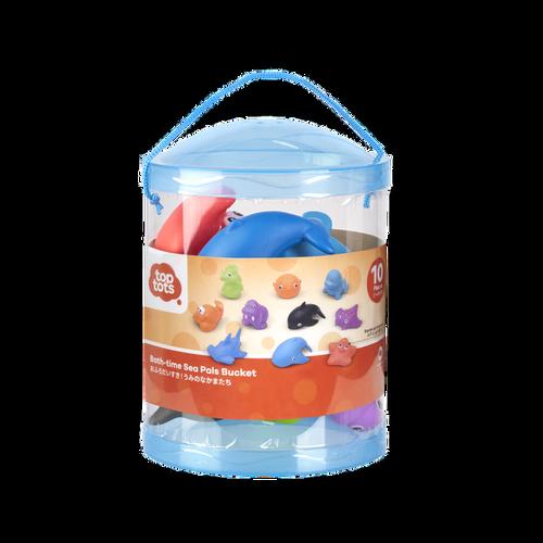 Top Tots Bath-time Sea Pals Bucket