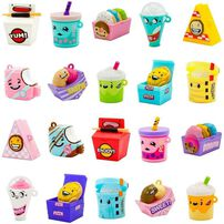 Smooshy Mushy Foodie Surprise Take Out Sweet Making Kit And Mystery Character - Assorted