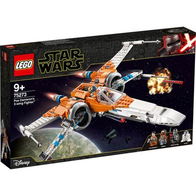 LEGO Star Wars Episode IX Poe Dameron's X-wing Fighter 75273