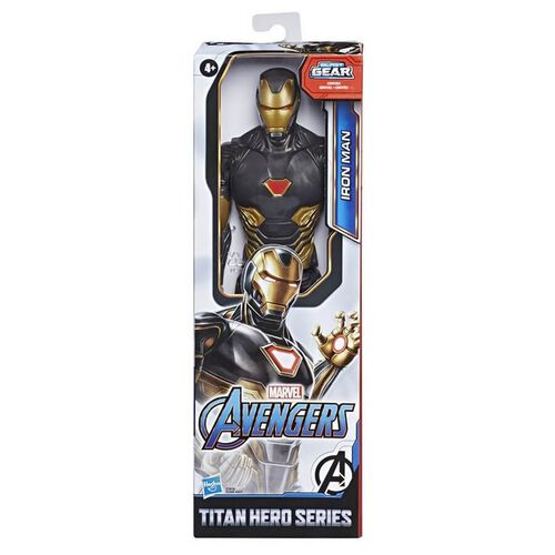 Marvel Avengers Titan Hero Series Movie Figure - Assorted