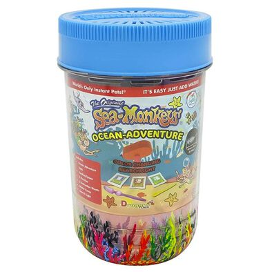 The Original Sea Monkeys Ocean Adventure - Assorted