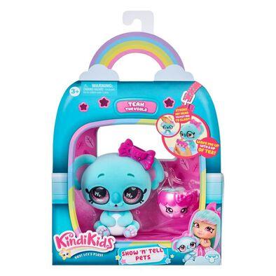 Kindi Kids Season 4 Show N Tell Pets Teah The Koala