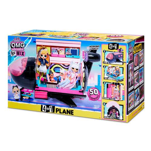 L.O.L. Surprise OMG Remix Plane