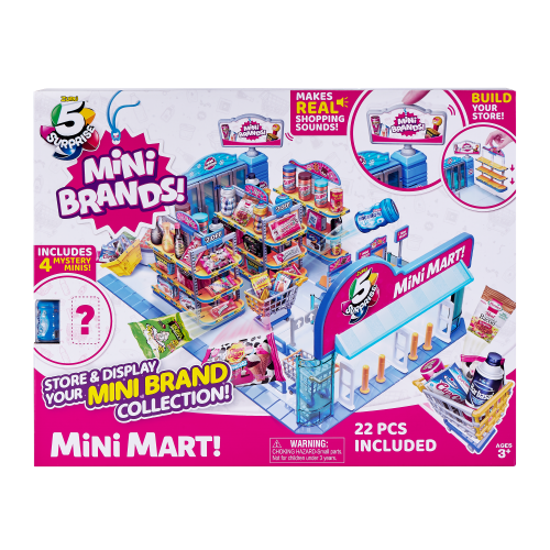 Zuru 5 Surprise Mini Brands Mini Mart