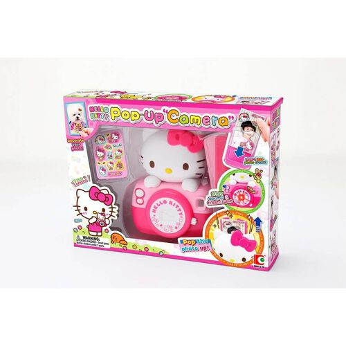 Hello Kitty Pop-Up Camera
