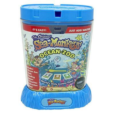 The Original Sea Monkeys Ocean Zoo - Assorted
