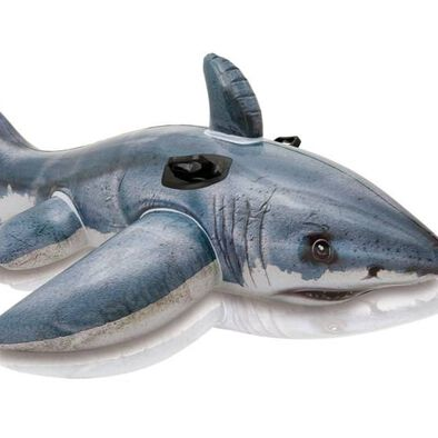 Intex Great White Shark Ride-On