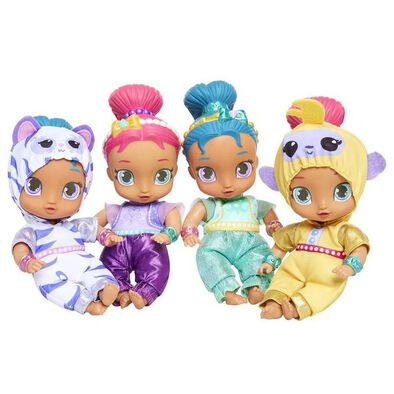 Shimmer and Shine 7 Inch Mini Genie - Assorted