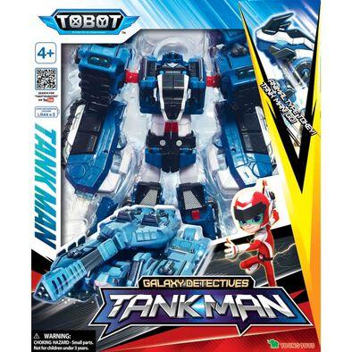 Tobot Galaxy Detectives Tank Man