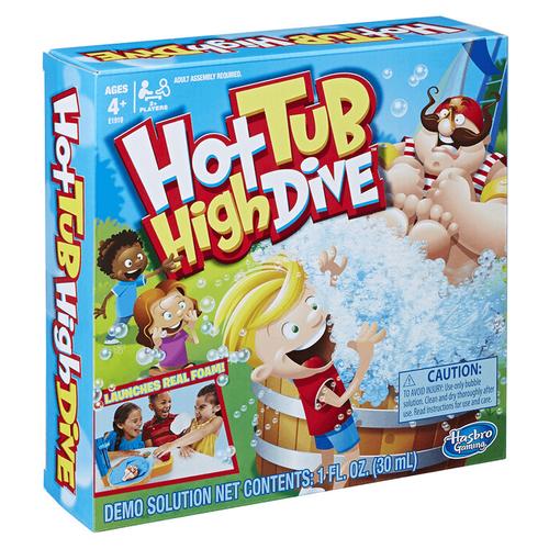 Hot Tub High Drive