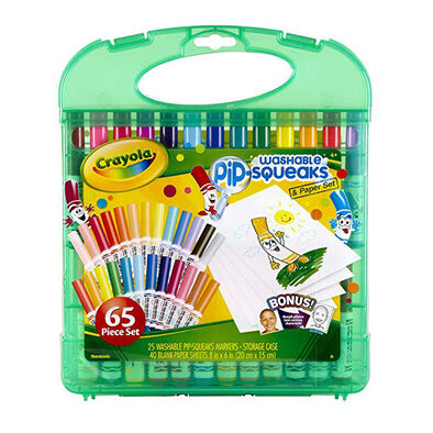 Crayola Washable Pipsqueaks Kit