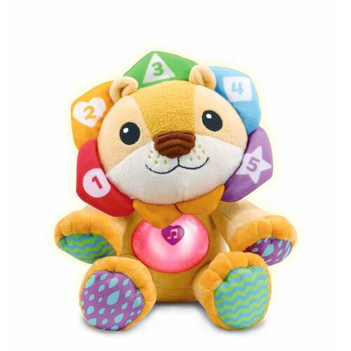 LeapFrog Lullaby Lights Lion