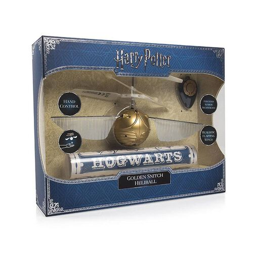 Harry Potter R/C Golden Snitch Heliball