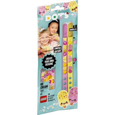 Lego Dots Ice Cream Besties Bracelets 41910