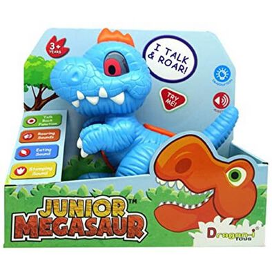 Junior Megasaur Touch And Talk Dinosaur