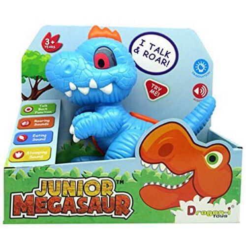 Junior Megasaur Touch And Talk Dinosaur