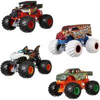 Hot Wheels Monster Trucks 1:24 Assortment