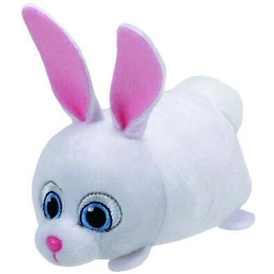 Ty Teeny Snowball The Bunny (Slop)