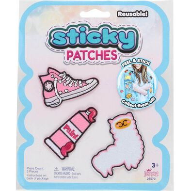 Sticky Patches Alpaca 105