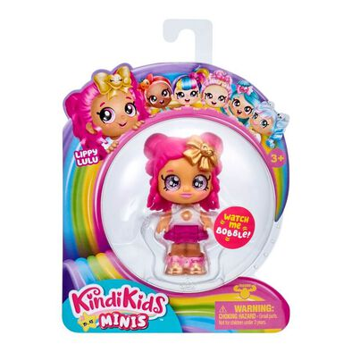 Kindi Kids Mini Doll Lippy Lulu