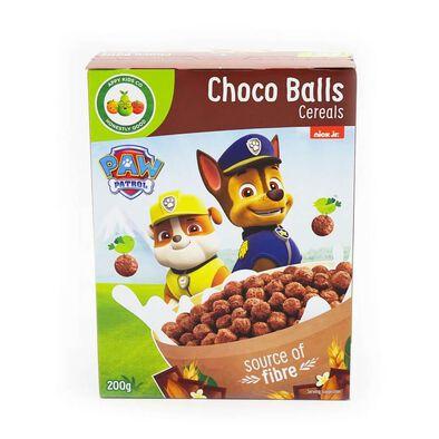 Paw Patrol Choco Balls Cereals 200 Gram
