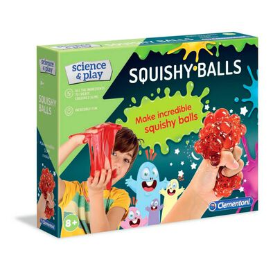 Clementoni Science & Play Squishy Balls